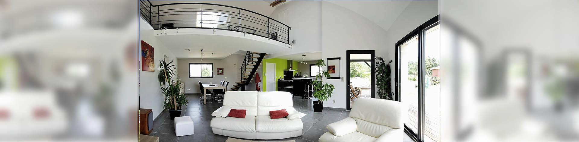 constructeur de maison villa tarbes villa home cr ation par antoine marc sanz. Black Bedroom Furniture Sets. Home Design Ideas