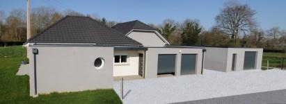Constructeur de maison villa tarbes villa home for Constructeur maison contemporaine tarbes